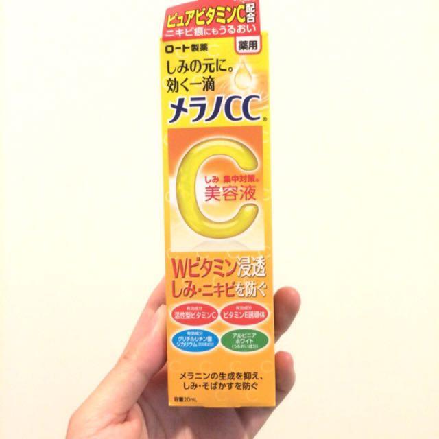日本樂敦CC美容液 現貨+