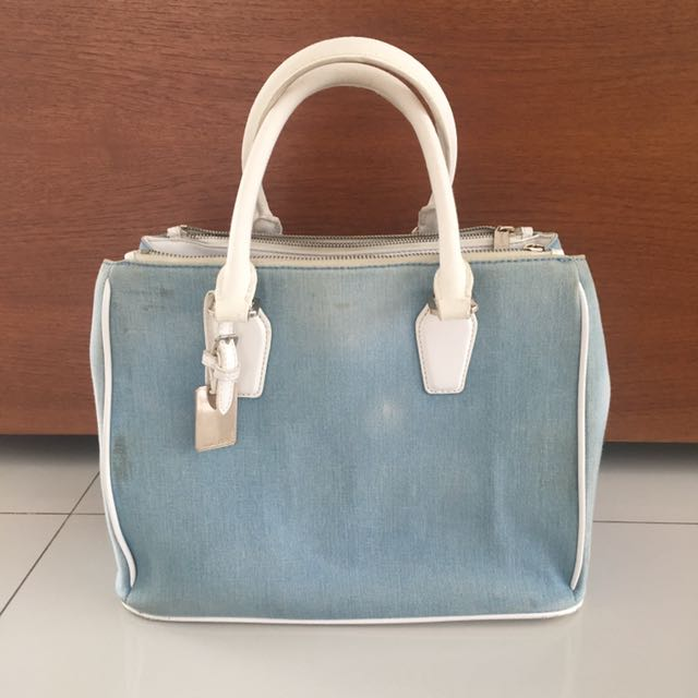 Charles&Keith Jeans Bag