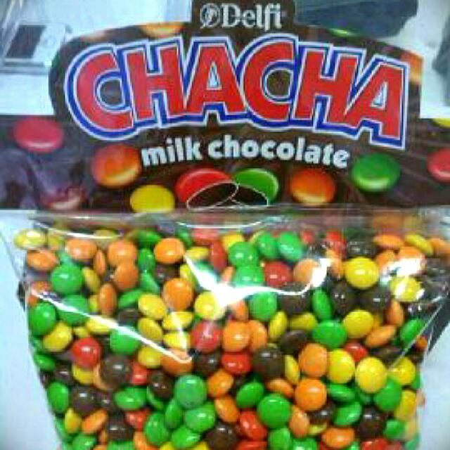 Coklat Chacha