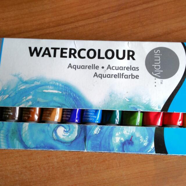 Daler Rowney Simply Watercolors
