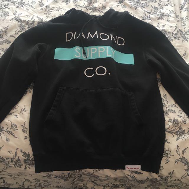 Diamond Supply Co. Hoodie Small