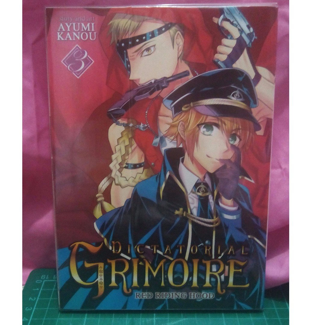Dictatorial Grimoire: Red Riding Hood (Vol. 3) Manga Book