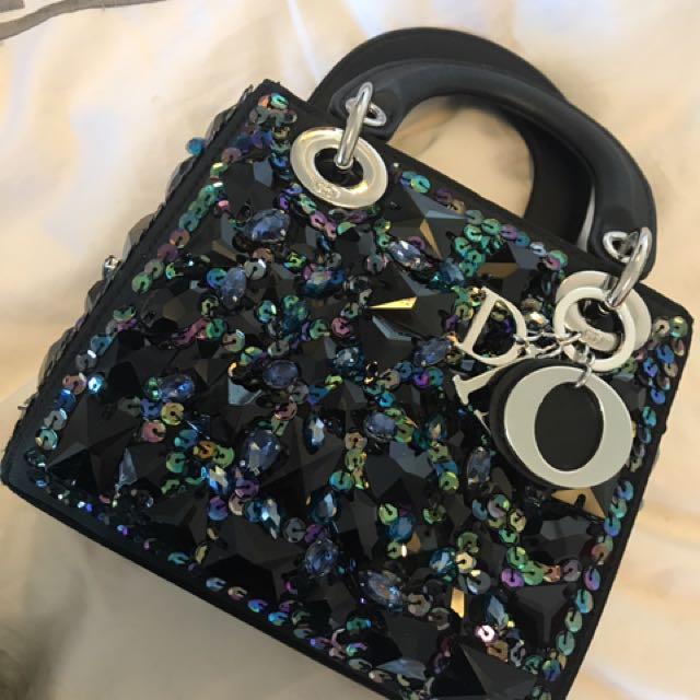 Dior Handbag Small Size