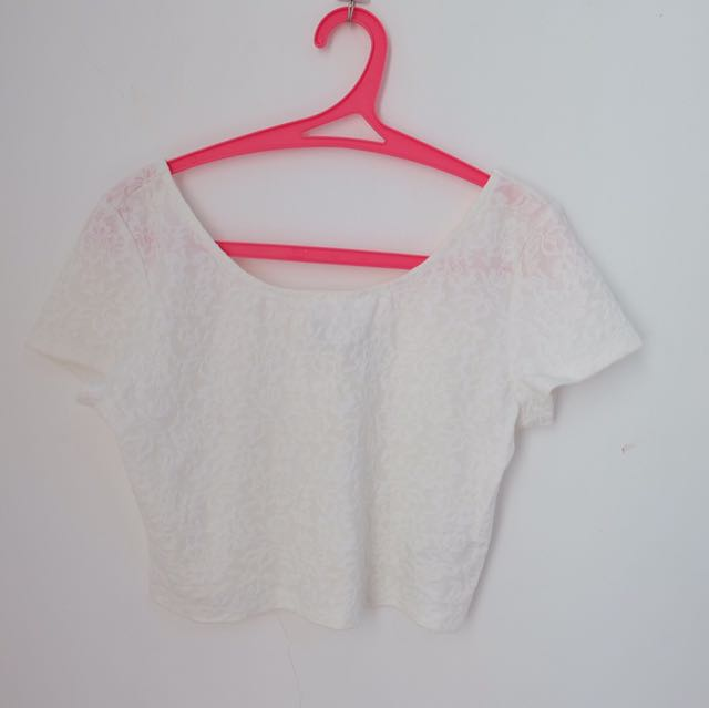 Divided H&M Croptop