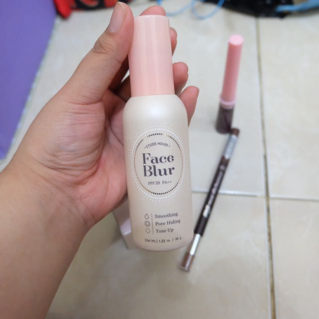 ETUDE HOUSE FACE BLUR, DRAWING EYEBROW DUO, 66 BIG EYE LINE CHARM