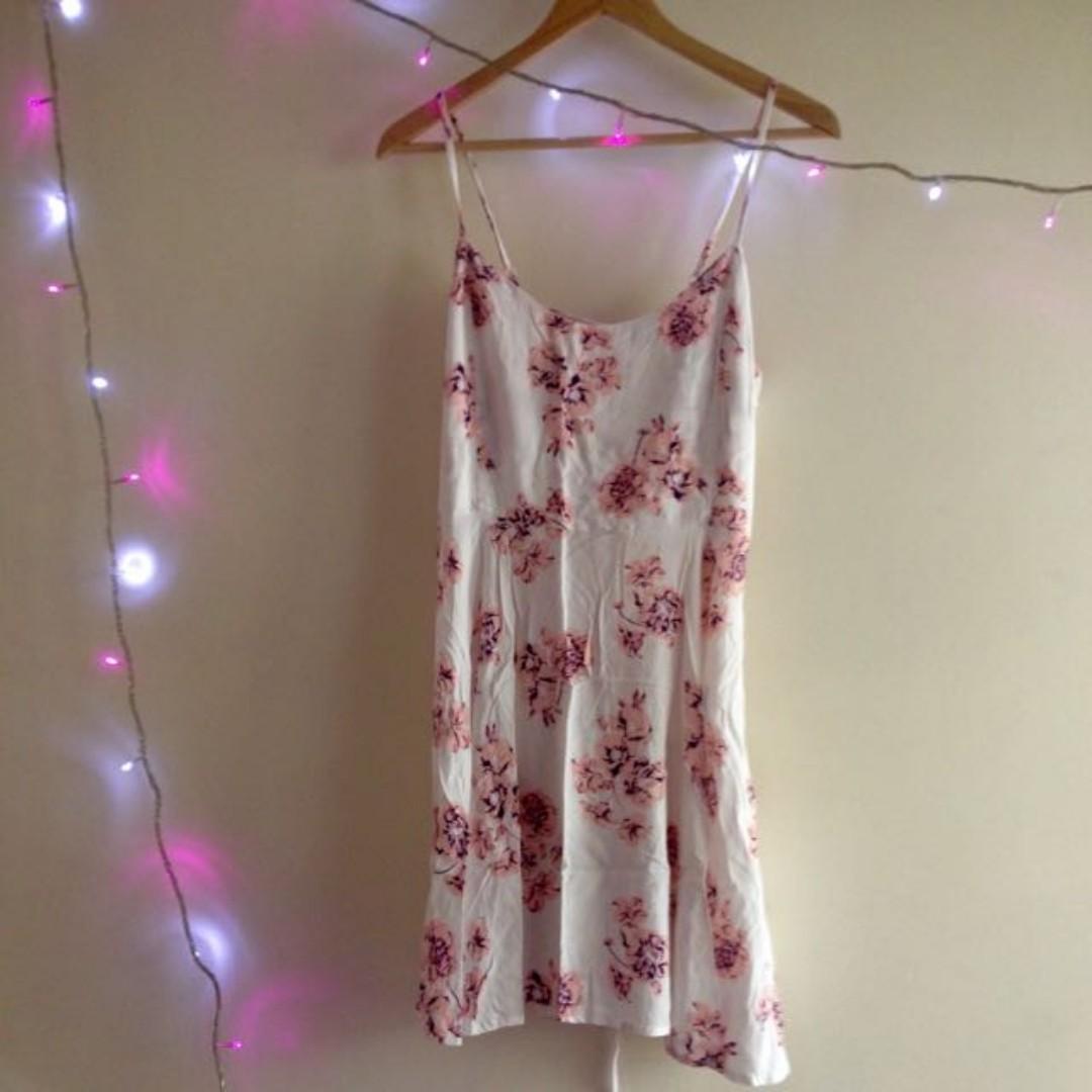 Factorie Floral Skater Dress