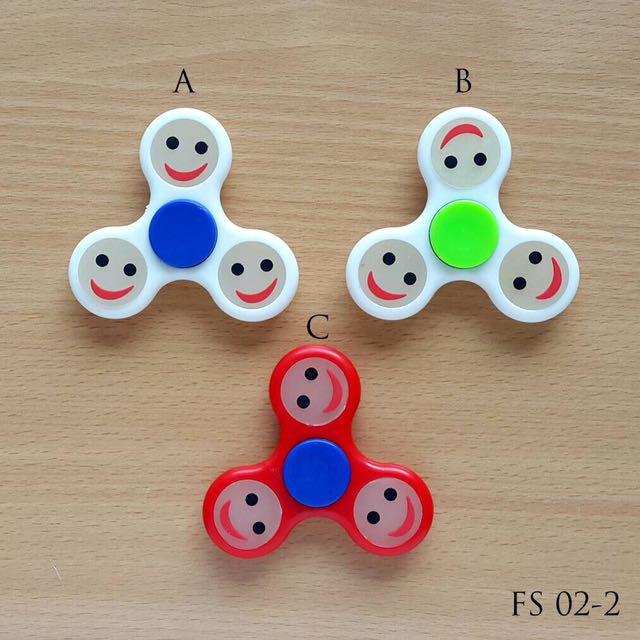 Finger Spinner FS-02