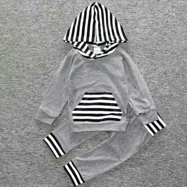 *Brand New* Baby Trackpants & Hoodie Set