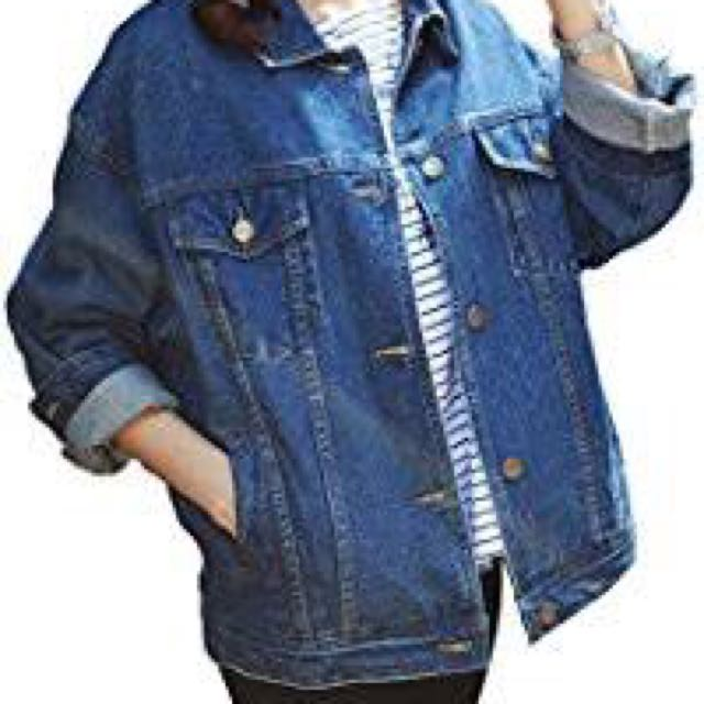 Free size Denim Jacket