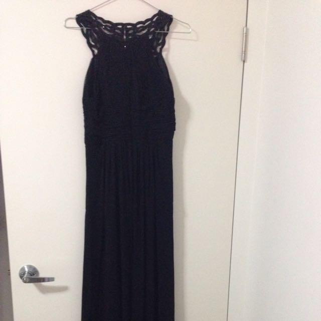George Formal Dress Maxi