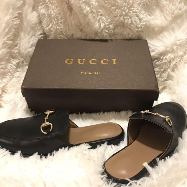 Gucci Princetown Mule