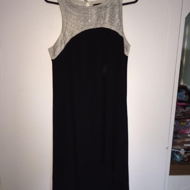 Hi-Lo Dotti Dress BNWT