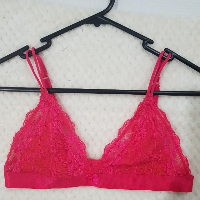 Hot Pink Bralette