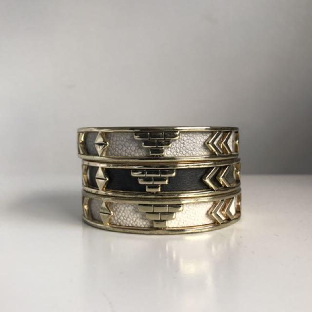 House Of Harlow - Aztec Bangles