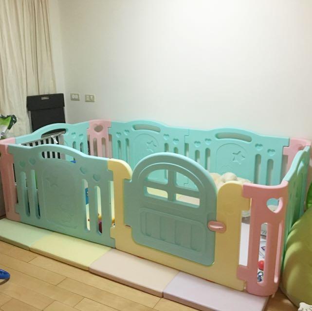 Ifam 嬰兒圍欄