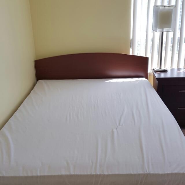 Ikea Malm Twin size bed