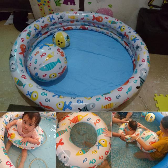 INTEX Swimming Pool SET