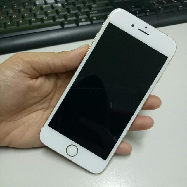 Iphone 6 64gb Second