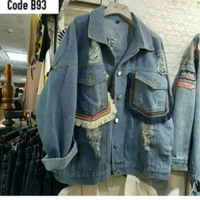 jacket denim import po3