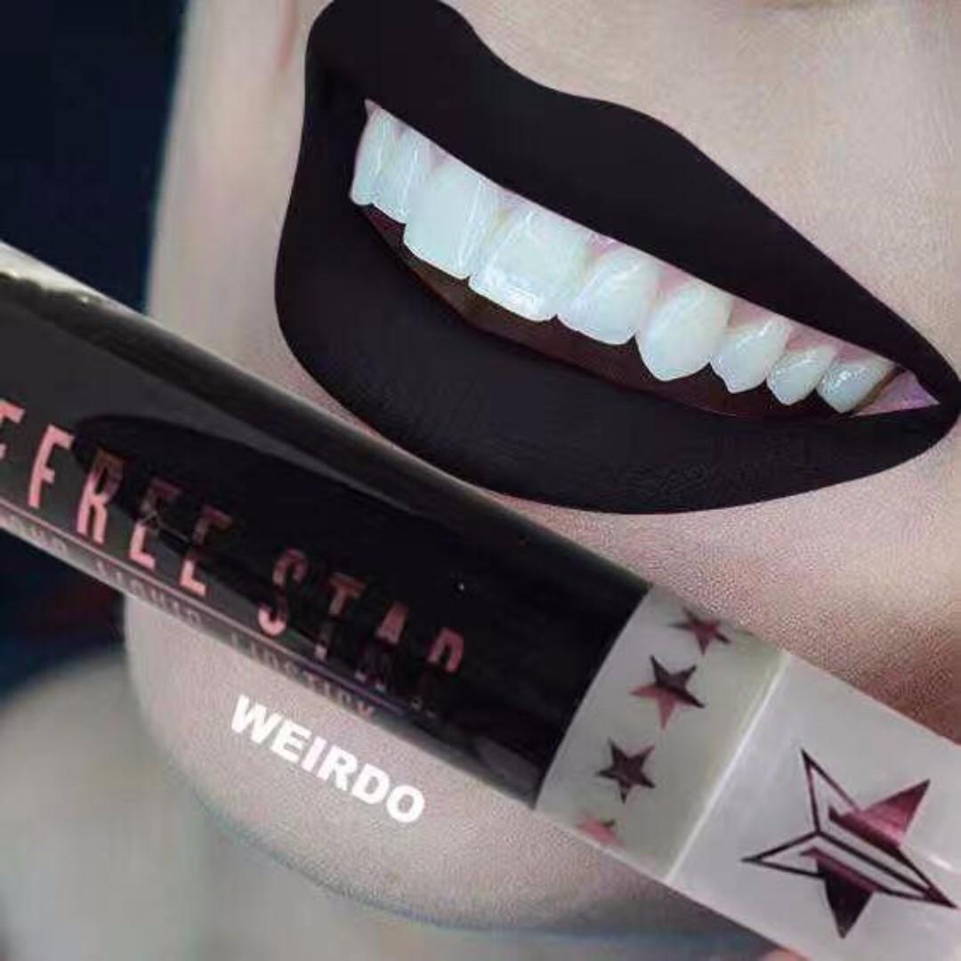 jeffree star liquid lipstick - shade WEIRDO