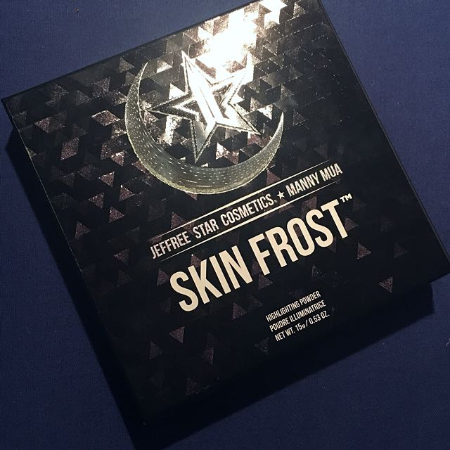 Jeffree Star X Manny Mua Skin Frost In 'Eclipse'