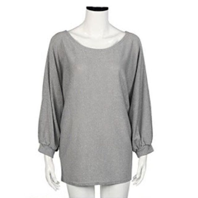 Jewels Gray Pullover/ Dress