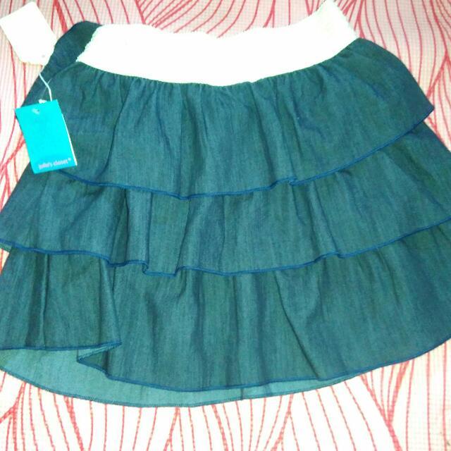 Julia's Closet Skirt
