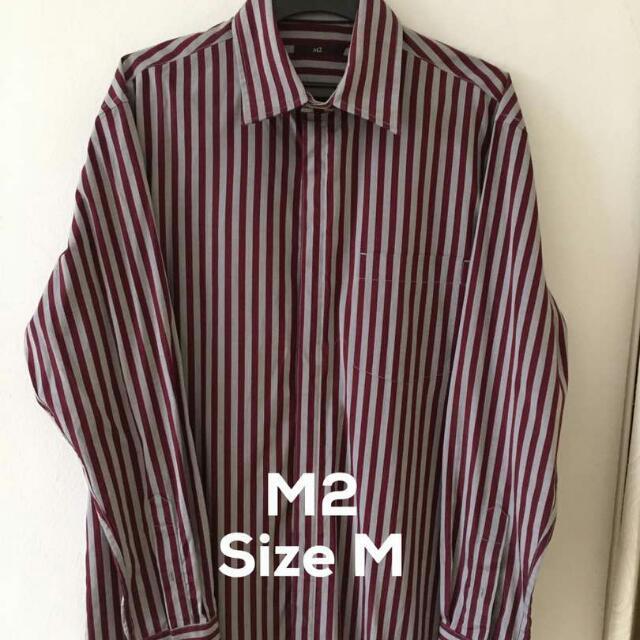 Kemeja Merk M2 Size M