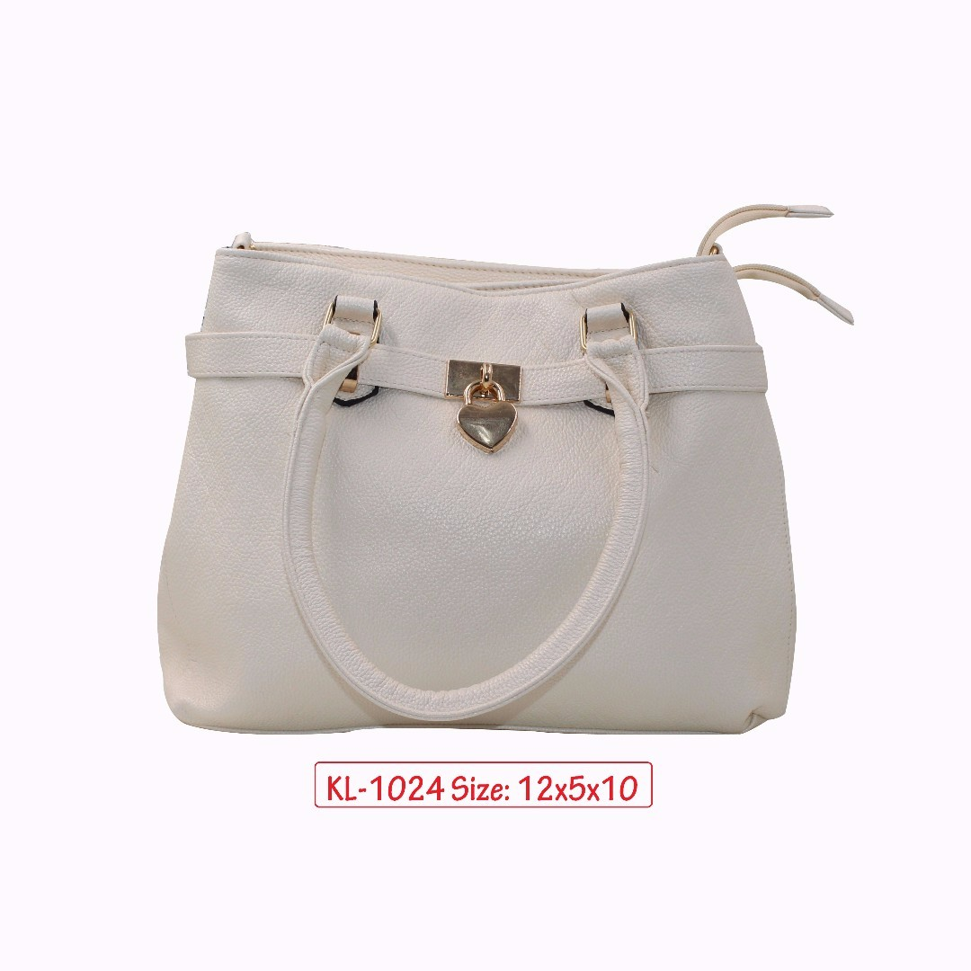 KL - 1024 Women Shoulder Bag (White)