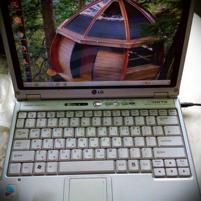 Laptop (LG XNOTE)