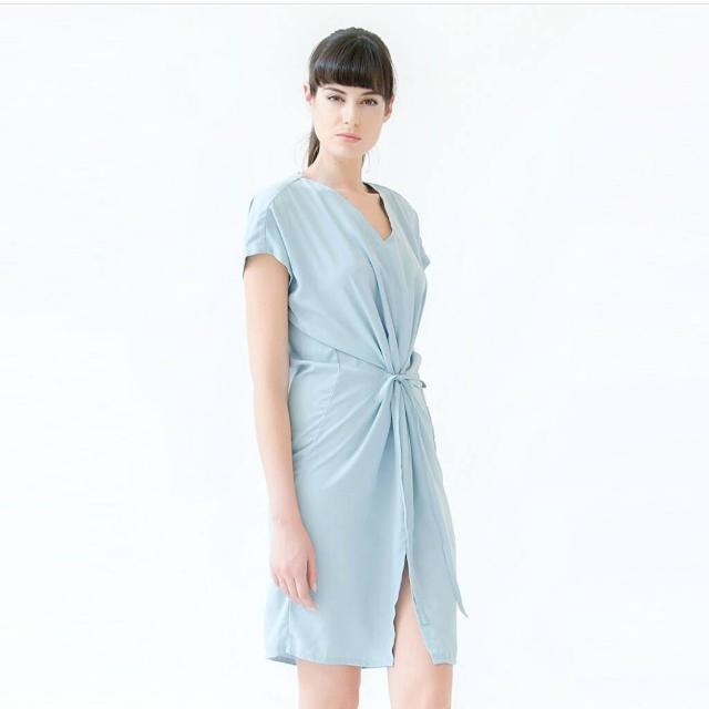Liebe Sky Blue Dress