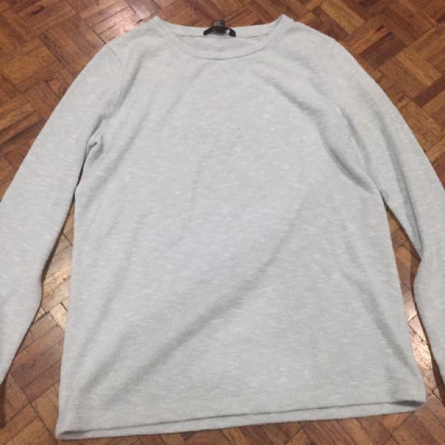 Light Blue Sweater