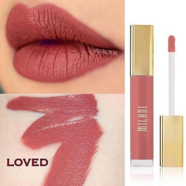 Milani Amore Matte Lip Cream - Loved