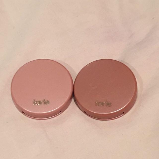 Mini Tarte Blushes & Lip Paint