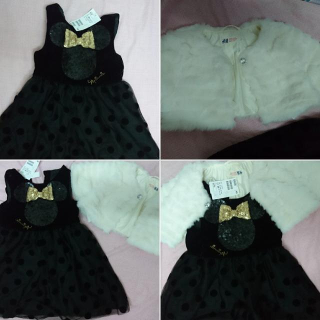 Minnie Mouse Dresss Set