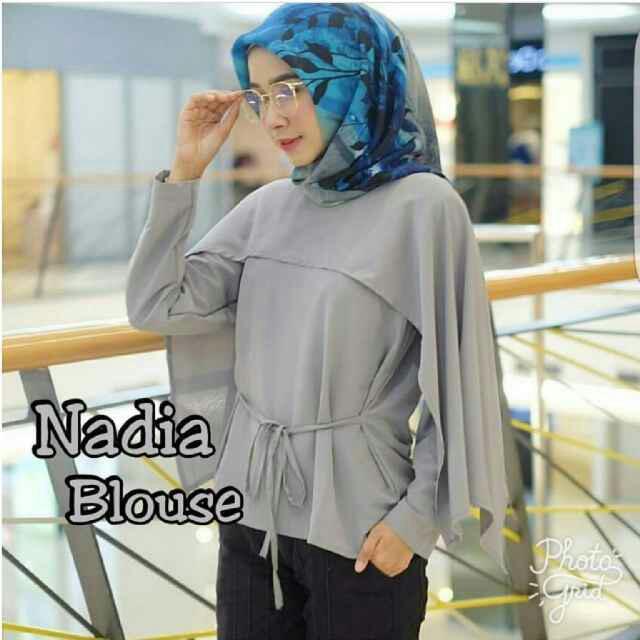 Nadia Blouse