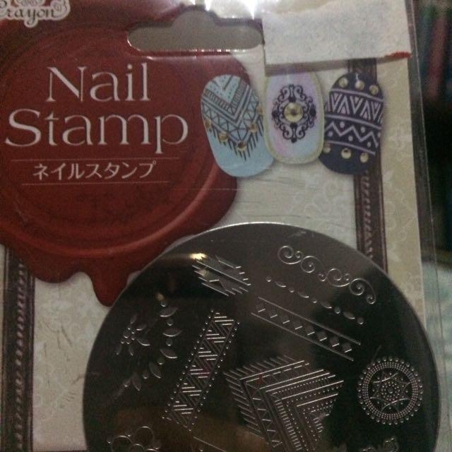 Nail Stamp Set
