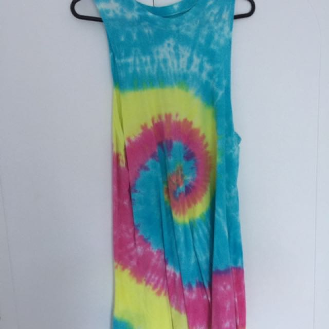 NEW Tie-dye Dress