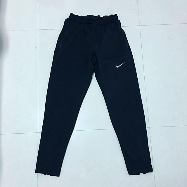 搬家價可議 | Nike Y20 黑色  男款田徑長褲S號