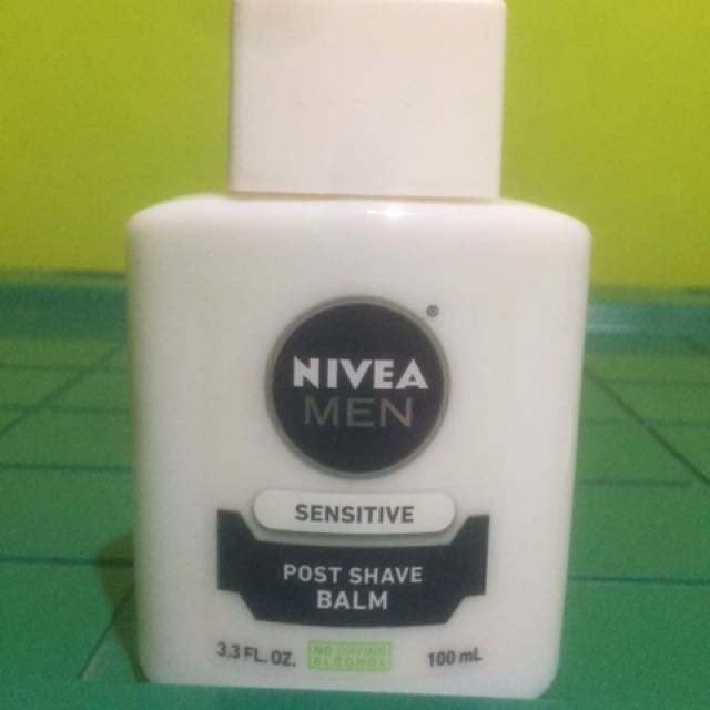 Nivea Post Shave Balm ( Primer )