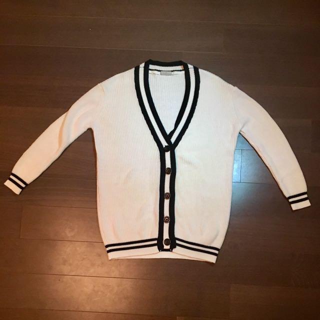 Noisy May Knit Oversized Cardigan