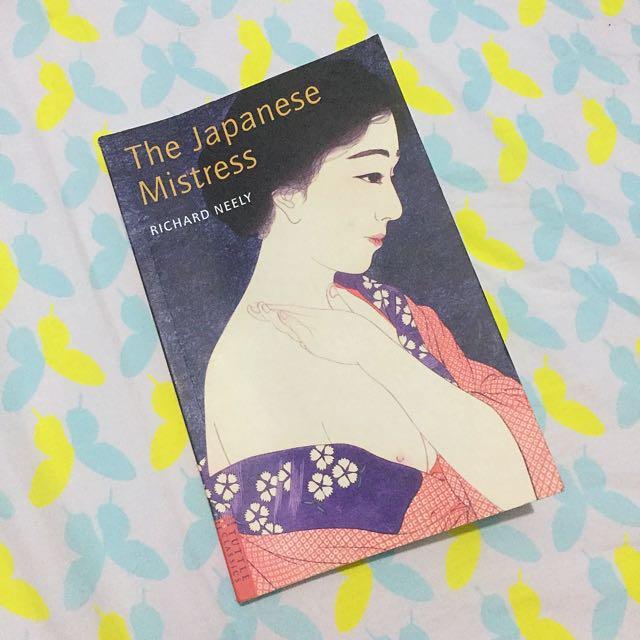 Novel Japanese Mistress