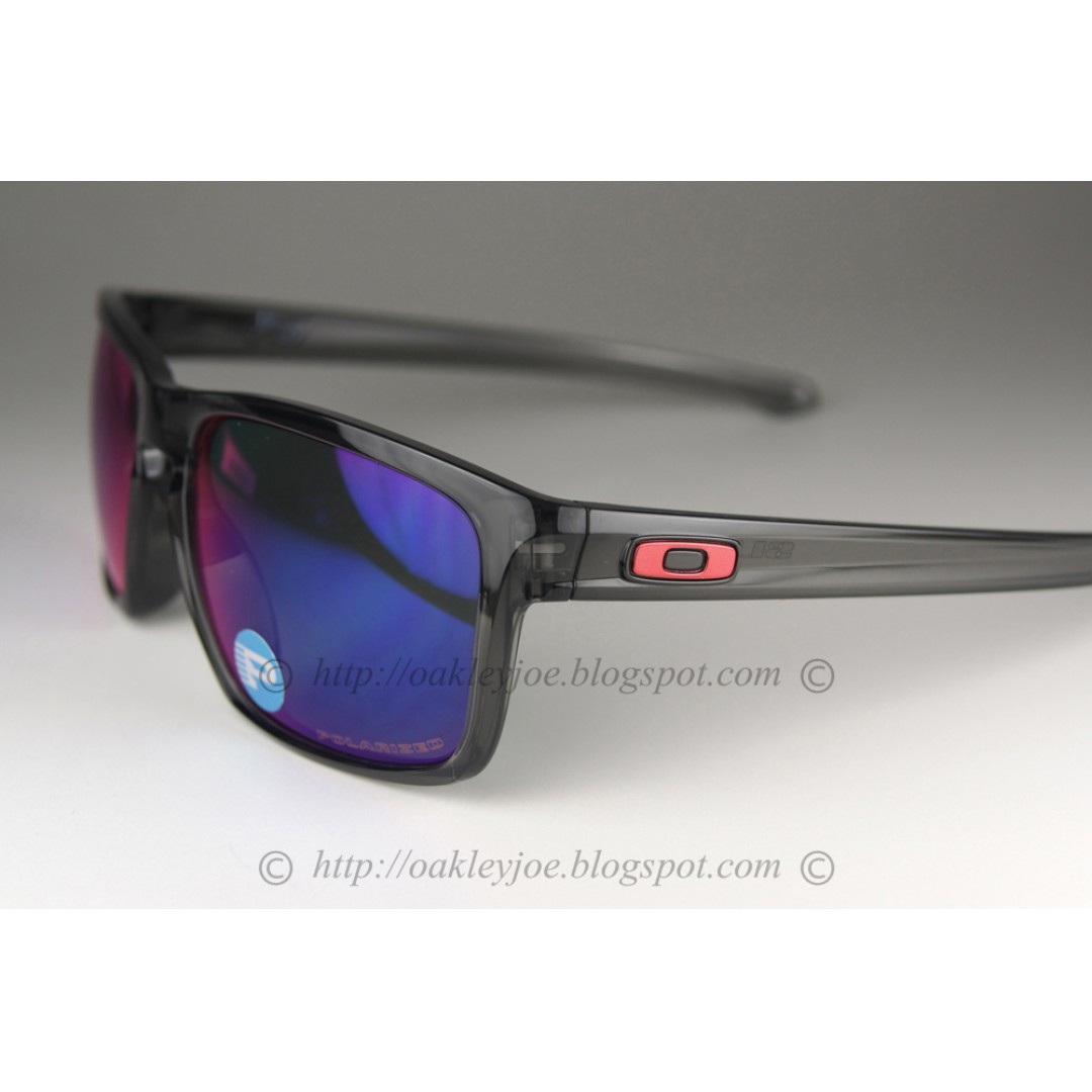 oakley polarized sliver asian fit