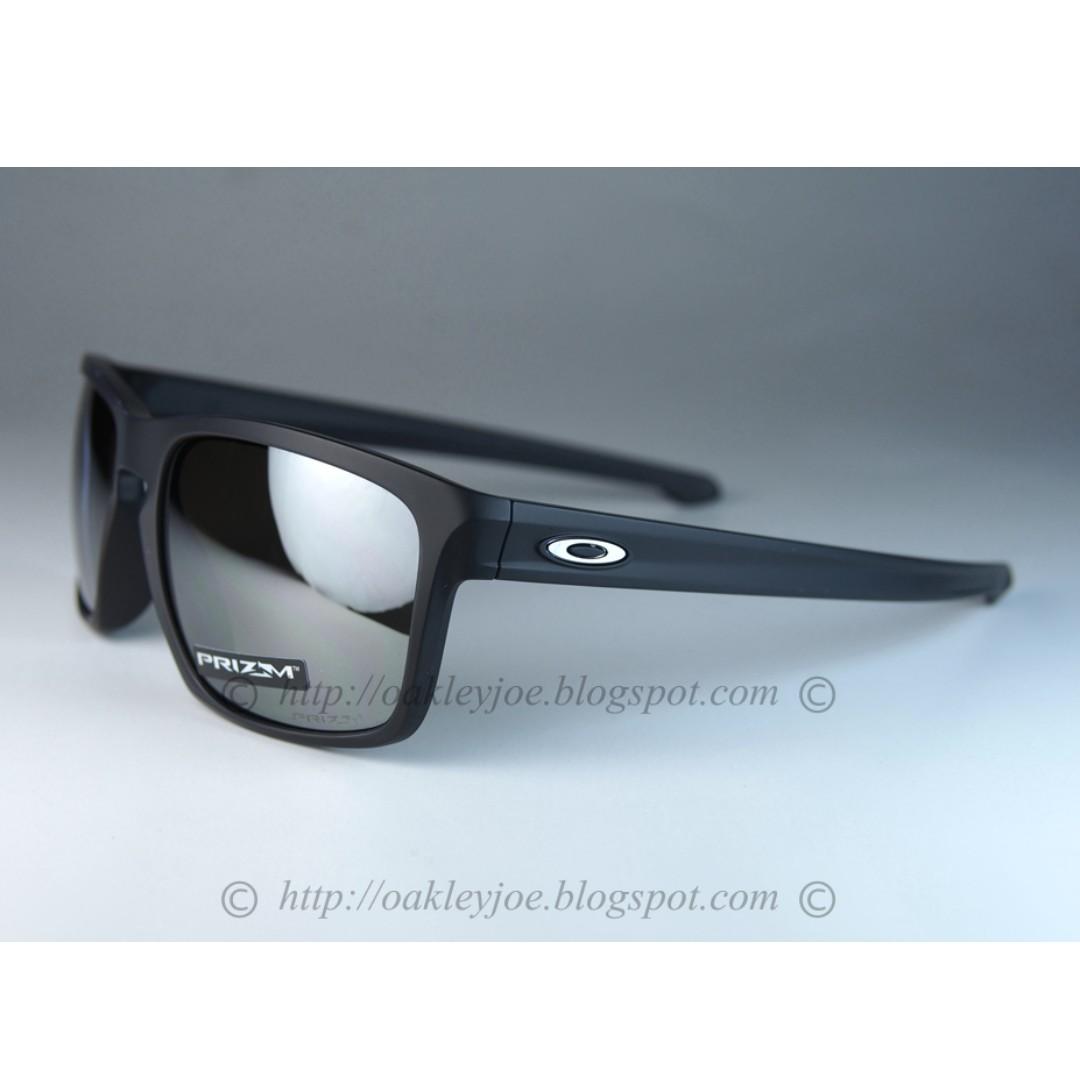 oakley sliver prizm lens