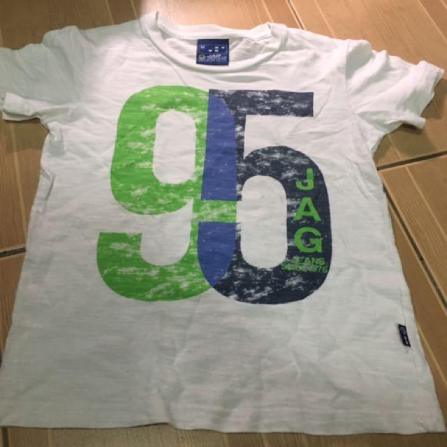 Original Jag Shirts For Kids Size 06
