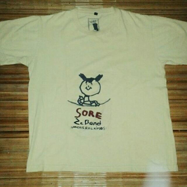 Original t-shirt Sore Band Sombreros Kiddos