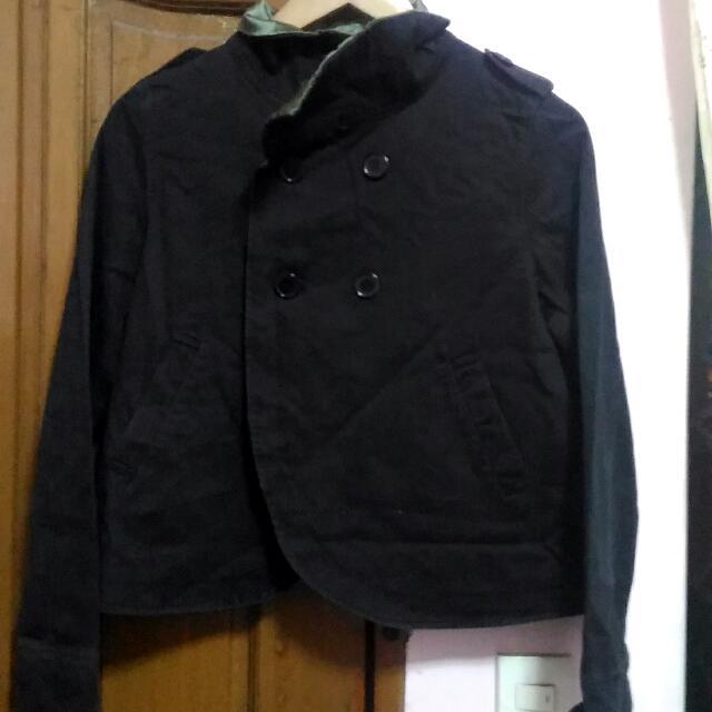 Peacoat Jacket