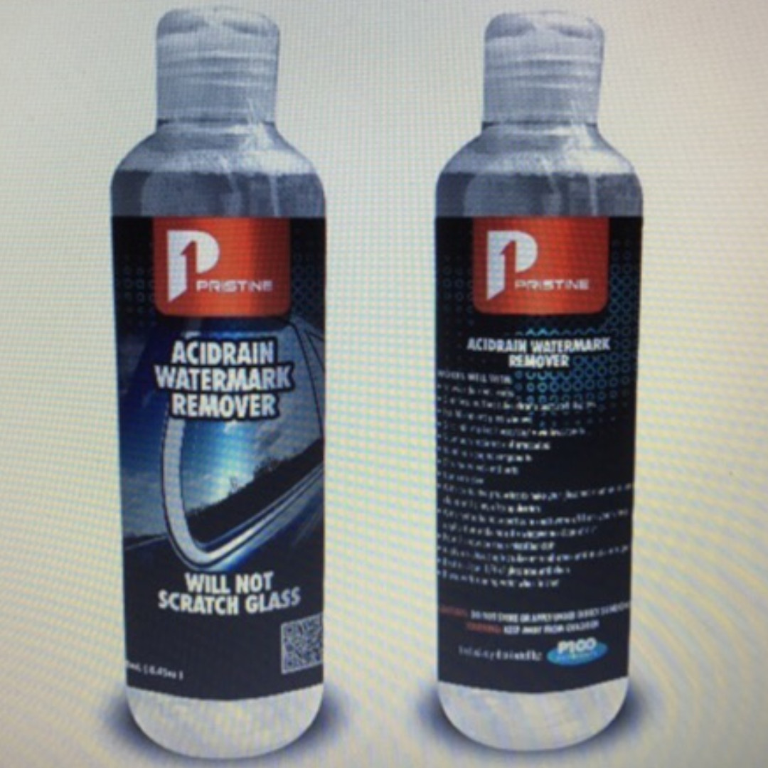 Pristina acid rain & watermarks remover