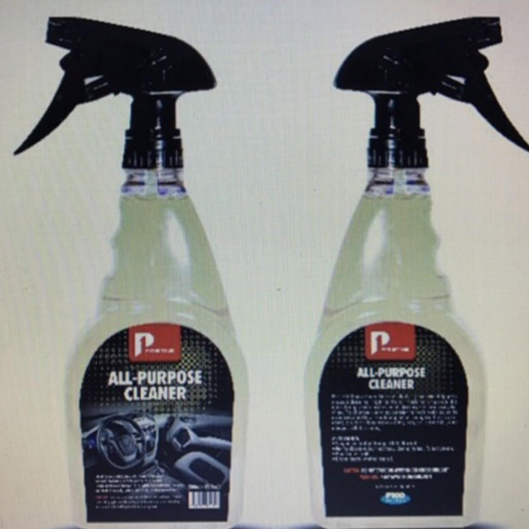 Pristine all purpose cleaner & degreaser