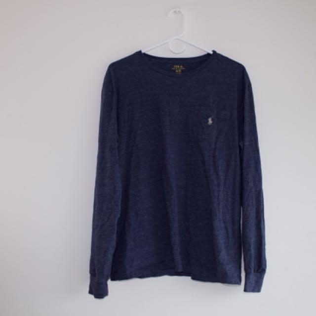 Ralph Lauren Classic fit Cotton Long sleeve T-Shirt
